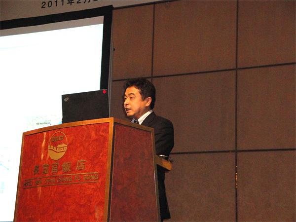 アジアグリーンITセミナー2011に運営協力を行いました。